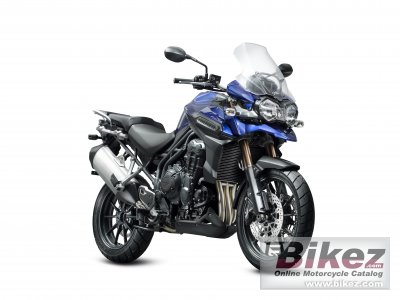 2012 Triumph Tiger Explorer photo