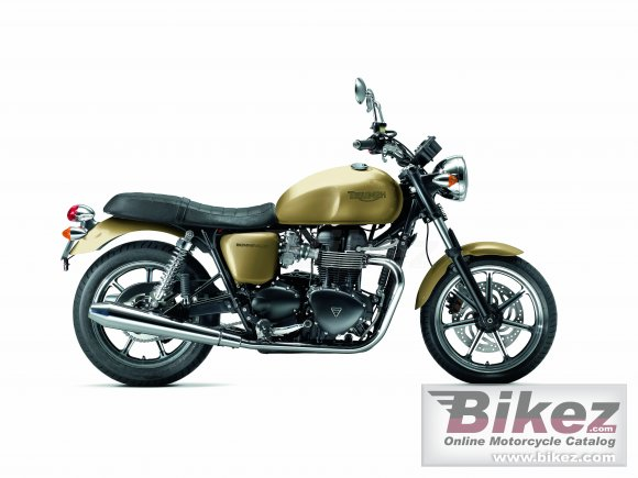 2012 Triumph Bonneville photo