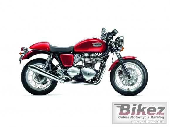 2012 Triumph Thruxton photo