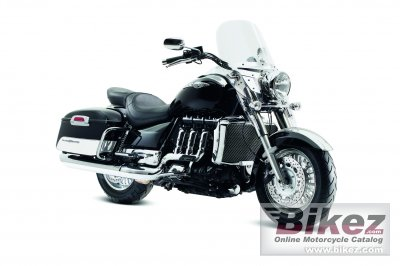 2012 Triumph Rocket III Touring ABS photo