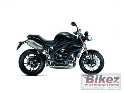 2012 Triumph Speed Triple photo
