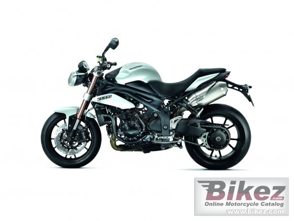 2012 Triumph Speed Triple