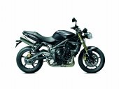 2012 Triumph Street Triple photo