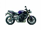 2012 Triumph Street Triple R photo