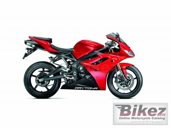 2012 Triumph Daytona 675 photo