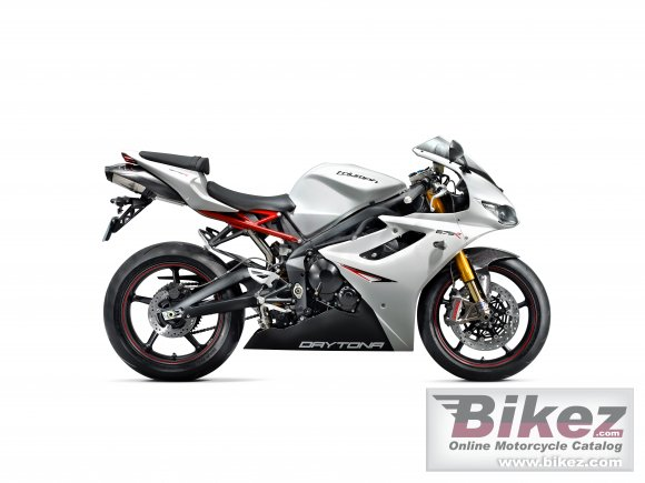 2012 Triumph Daytona 675 R photo
