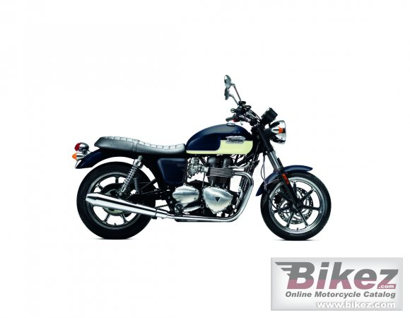 2012 Triumph Bonneville SE photo