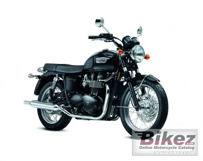 2012 Triumph Bonneville T100 photo