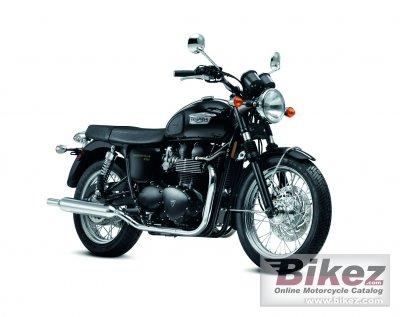 2012 Triumph Bonneville T100 Specifications And Pictures