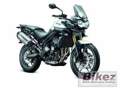 2012 Triumph Tiger 800 specifications and pictures