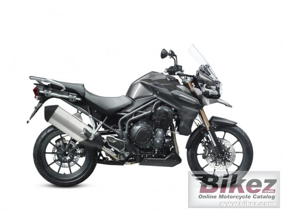 2013 Triumph Tiger Explorer photo