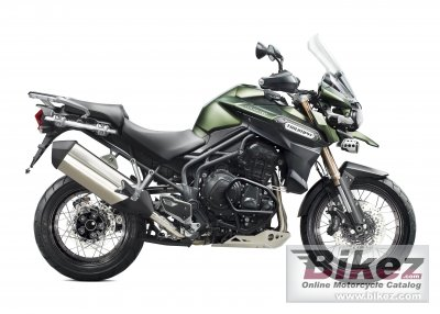 2013 Triumph Tiger Explorer XC photo