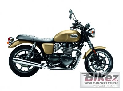 2013 Triumph Bonneville photo