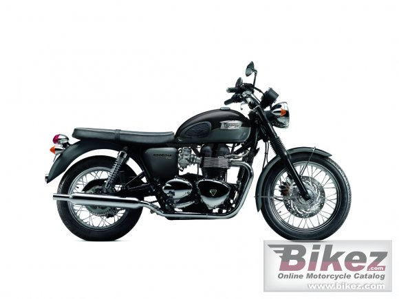 2013 Triumph Bonneville T100 photo