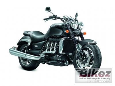 2013 Triumph Rocket III Roadster photo