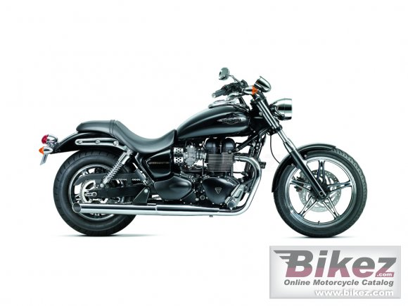 2013 Triumph Speedmaster photo