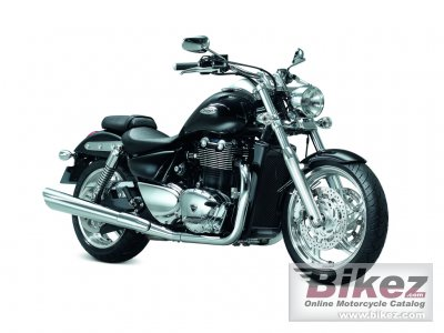 2013 Triumph Thunderbird photo