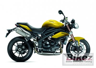 2013 Triumph Speed Triple photo