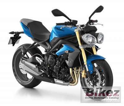 2013 Triumph Street Triple photo