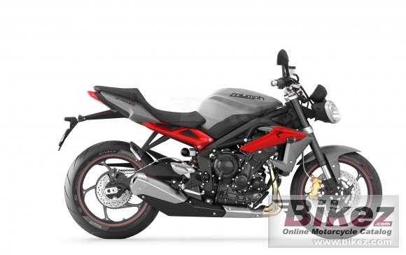 2013 Triumph Street Triple R photo
