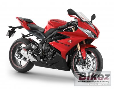 2013 Triumph Daytona 675 photo