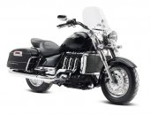 2013 Triumph Rocket III Touring photo