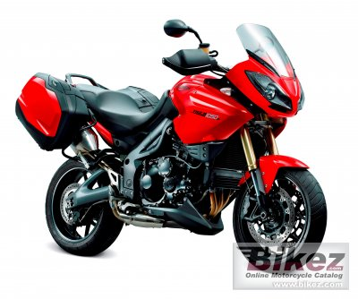 2013 Triumph Tiger 1050 SE photo
