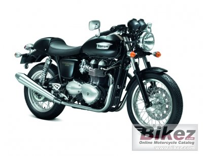 2013 Triumph Thruxton specifications and pictures
