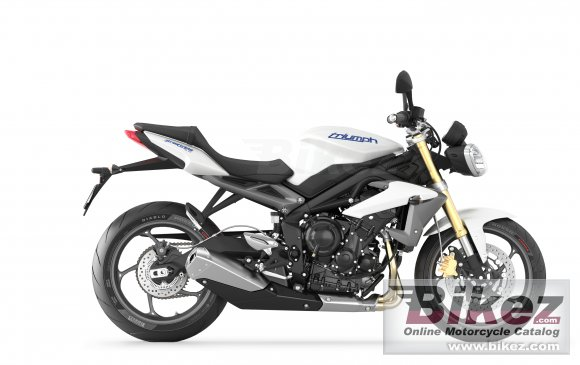 2014 Triumph Street Triple ABS photo