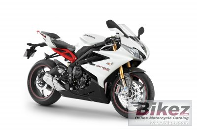 2014 Triumph Daytona 675 R ABS photo