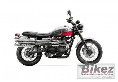 2014 Triumph Scrambler photo