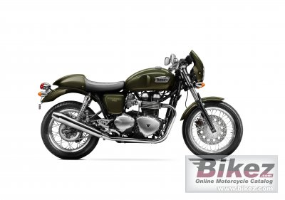 2014 Triumph Thruxton photo