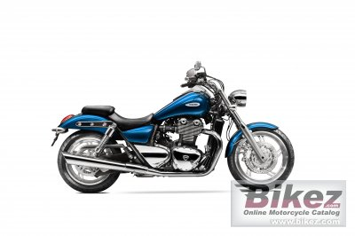 2014 Triumph Thunderbird photo