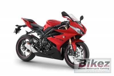 2014 Triumph Daytona 675 photo