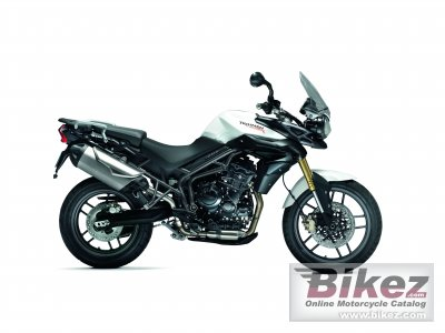 2014 Triumph Tiger 800 ABS photo