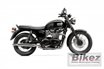 2014 Triumph Bonneville T100 photo