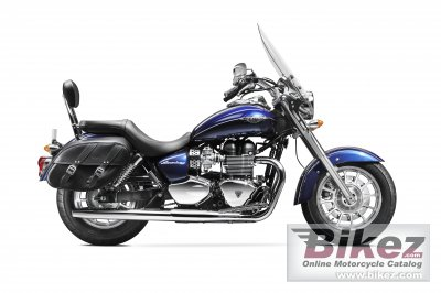 2014 Triumph America LT photo