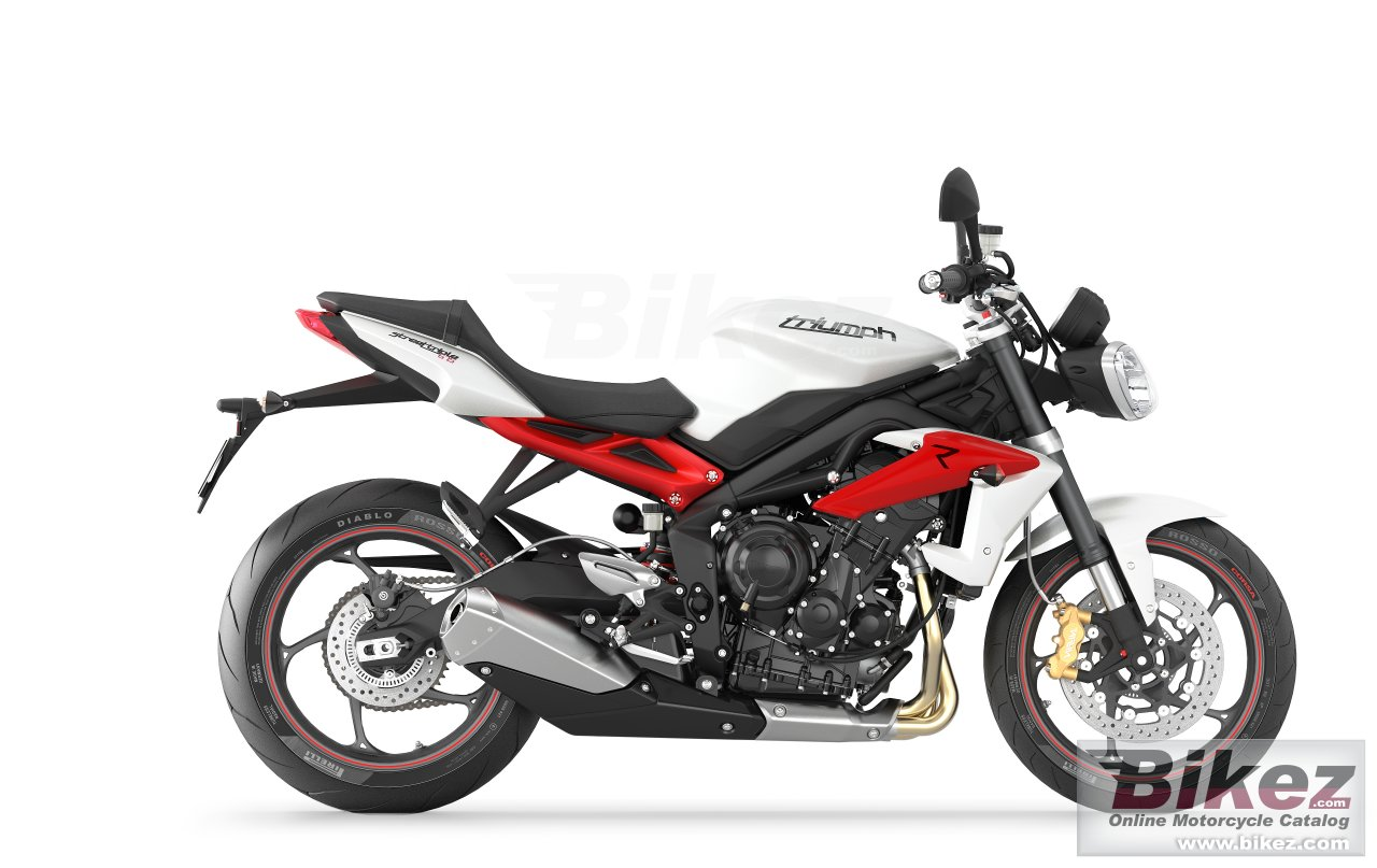 Big Triumph street triple r abs picture and wallpaper from Bikez.com