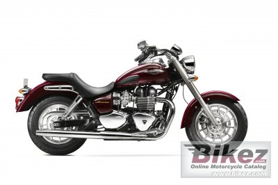 2014 Triumph America specifications and pictures