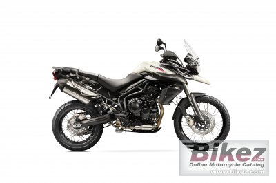 2014 Triumph Tiger 800 XC specifications and pictures