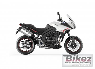 2014 Triumph Tiger Sport Specifications And Pictures