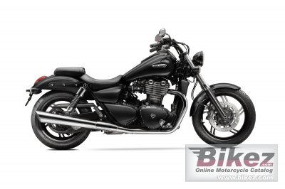 2015 Triumph Thunderbird Storm Abs Specifications And Pictures