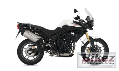 2015 Triumph Tiger 800 ABS