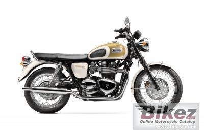 2016 Triumph Bonneville T100