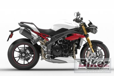 2017 Triumph Speed Triple R