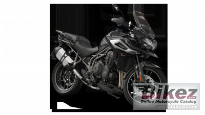 Fabulous 2018 Triumph Tiger 1200 Xrx Low Specifications And Pictures Onthecornerstone Fun Painted Chair Ideas Images Onthecornerstoneorg
