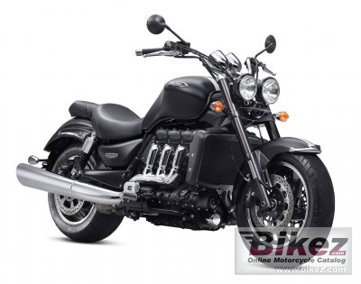 2019 Triumph Rocket III Roadster