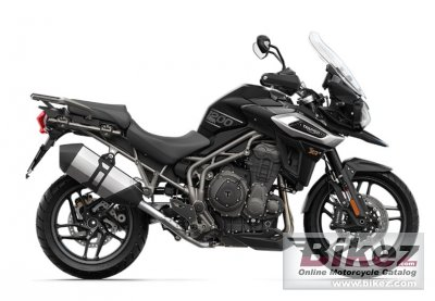 2019 Triumph Tiger 1200 XRX Low