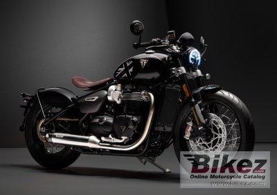 2020 Triumph Bobber TFC
