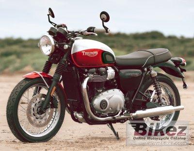 2020 Triumph Bonneville T100 Bud Ekins